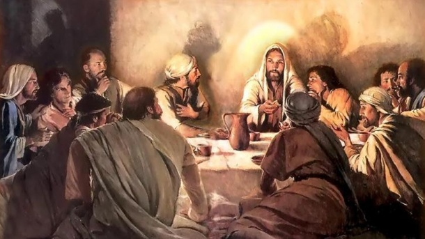 Last Supper cropped