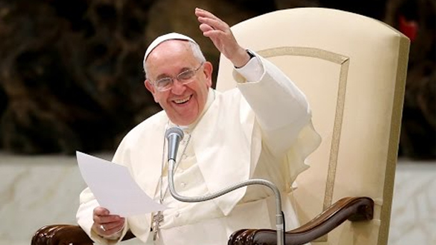 Pope Francis in General Audience