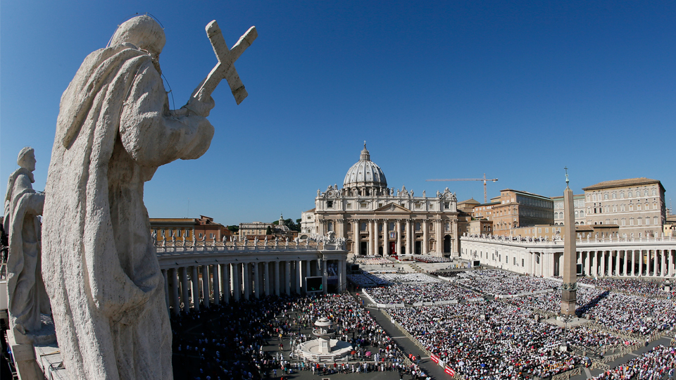 Francis during Paul VI Beatification: Thank you for your humble and prophetic witness