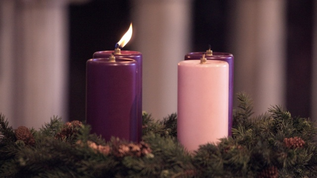 First Sunday of Advent cropped