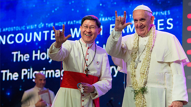 "It's worth taking another look at the ""Asian Pope Francis"""