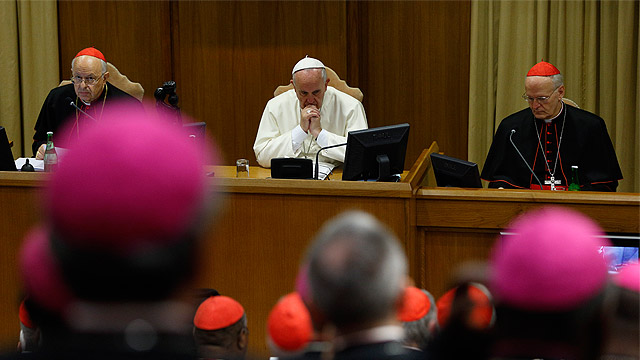 Now or never: urgency needed in run-up to Synod 2015