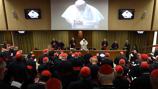 Cardinals-Consistory