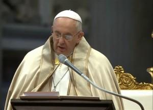 Francis Consistory ceremony 2015