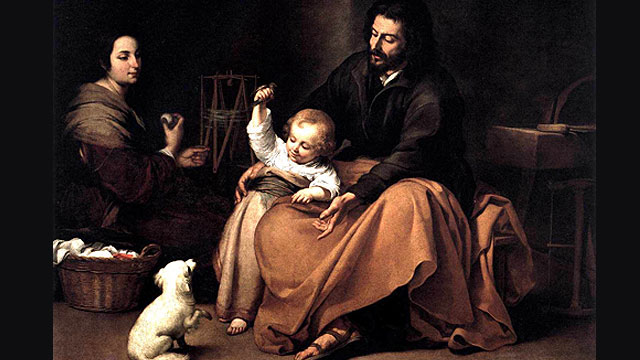 Holy_Family_Dog