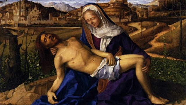 Pieta cropped