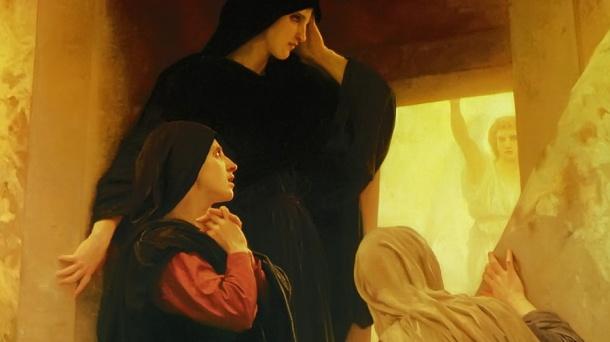 Resurrection Women cropped