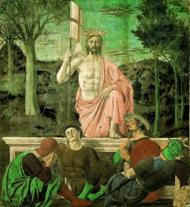 Resurrection-Piero-della Francesca