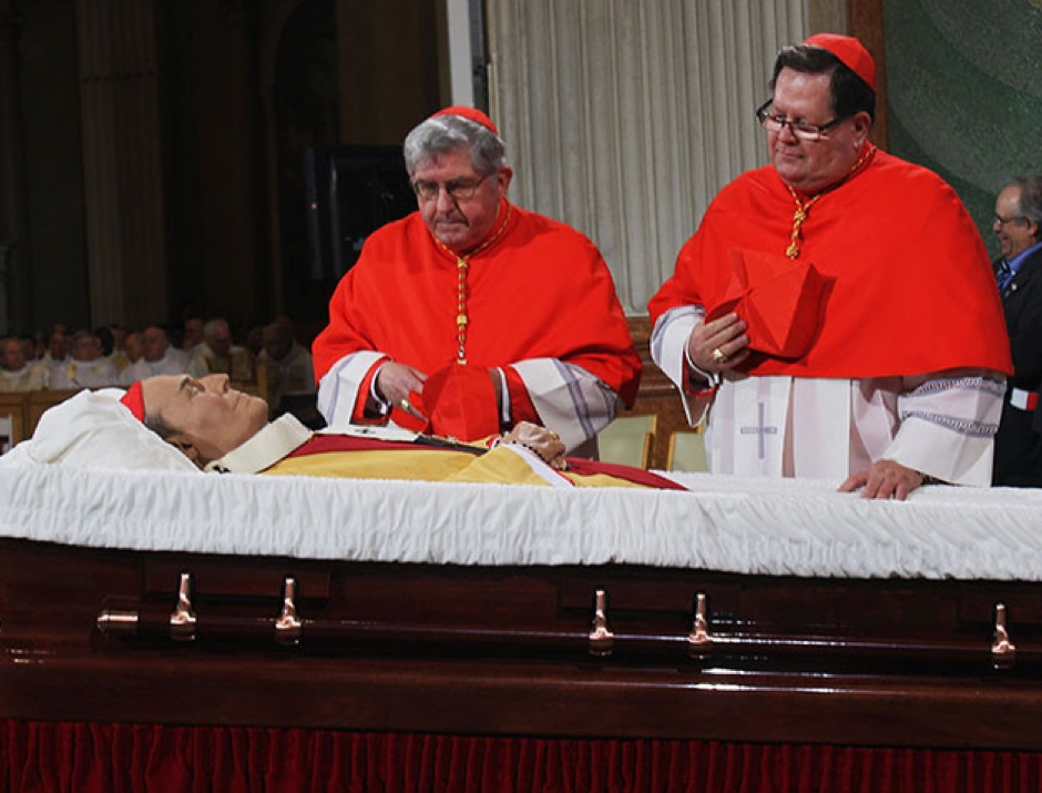 Servant of Joy: Homily for the Funeral of Jean-Claude