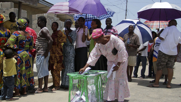 Nigerians to hold elections Feb.14