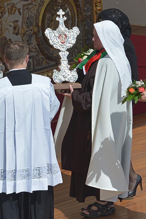 Relic Palestinian nun