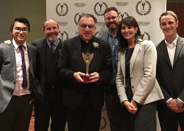 Gabriel Clarion Award 2015