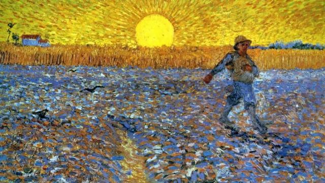 Sower Van Gogh cropped