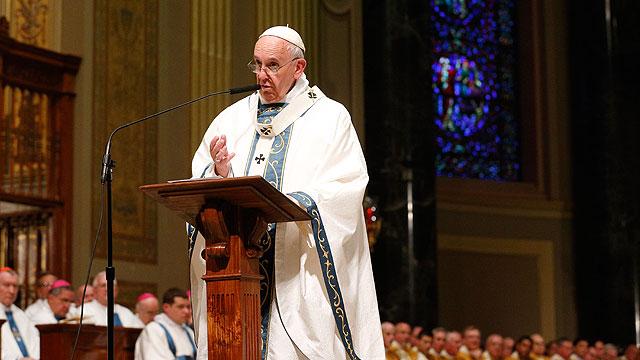 PopeMassPhilly