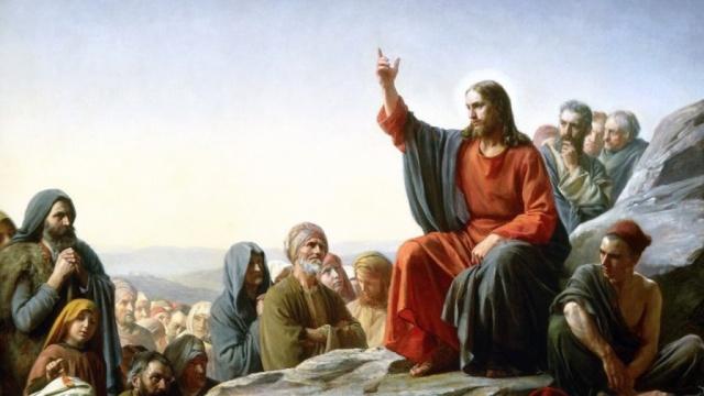 Sermon on the Mount cropped