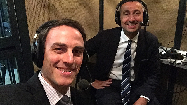The Catholic Guy Show with Lino Rulli Broadcasts from Rome featuring Sebastian Gomes