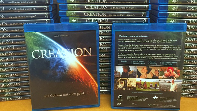 Creation Now Available On Blu-Ray!