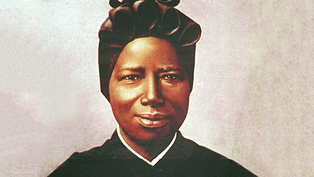 St. Josephina Bakhita – Model of True Emancipation