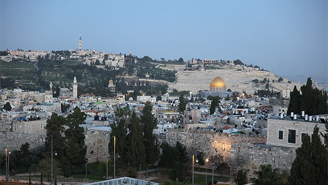 JerusalemMatteo