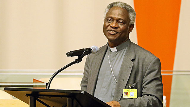 Cardinal Peter Turkson to deliver Kelly Lecture at St. Mike's College