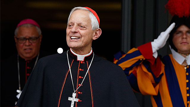Cardinal Wuerl Interview on Amoris Laetitia #VisibleSign