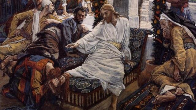 Jesus Sinful Woman Tissot cropped