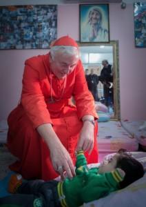 Nichols Cardinal Gaza