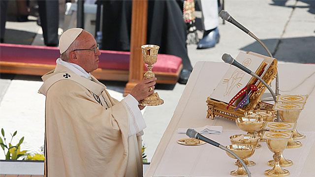 PopeCanonization