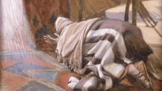 Abraham Praying cropped