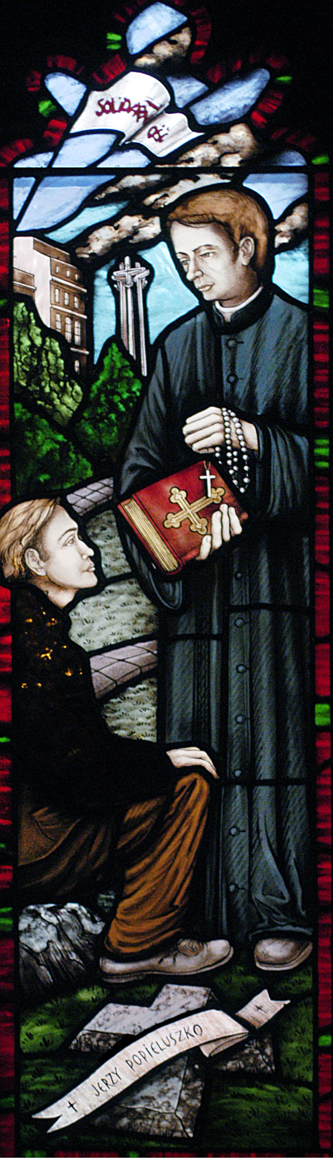 Jerzy Popieluszko - St Thomas Aquinas Church - Newman Center - Toronto