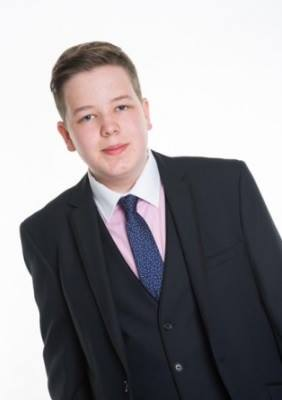 Joseph Ruane Official Photograph