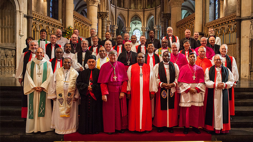 Bishop Donald Bolen's Homily to Anglican-Catholic Meeting