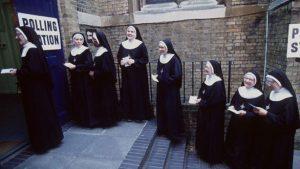 nuns-vote