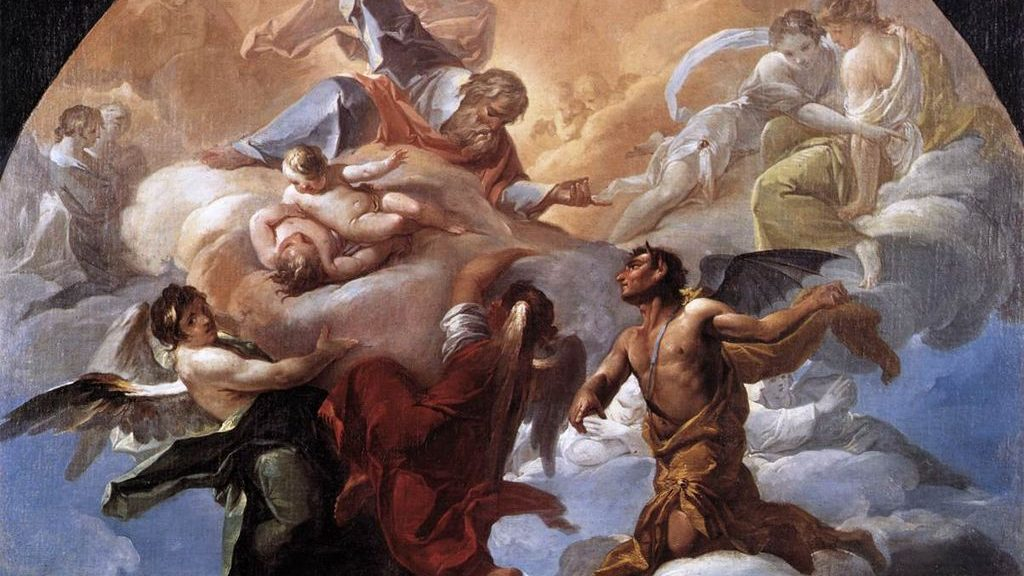 Deacon-structing The Devil | Part 1: The Old Testament