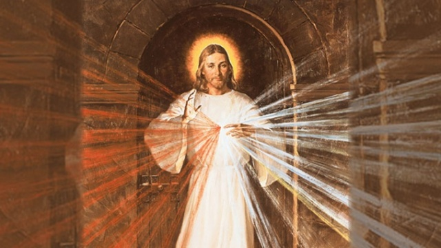 Resurrected by Mercy: The Peace of the Risen Jesus