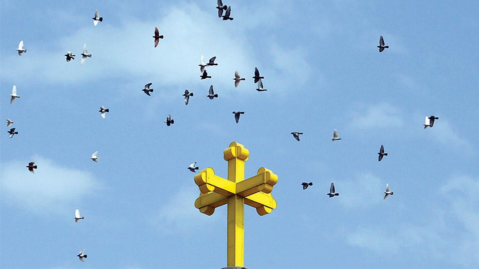 Cross in Egypt