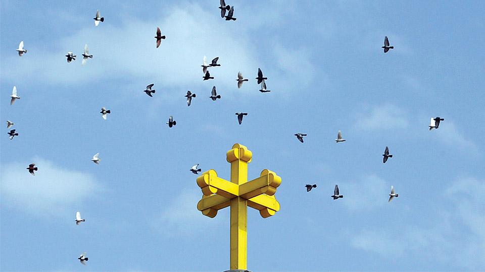 Cross in Egypt