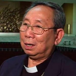 Msgr. Louis-Marie Ling Mangkhanekhoun – Apostolic vicar of Pakse