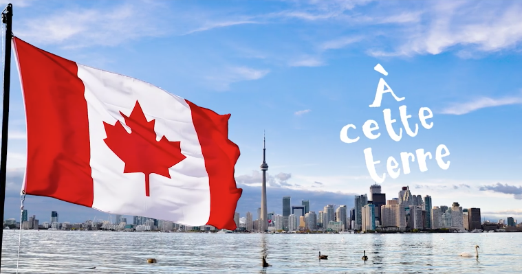 Happy birthday…. Bonne Fête Canada!