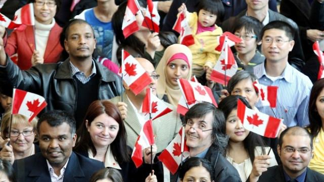 Welcoming country canada