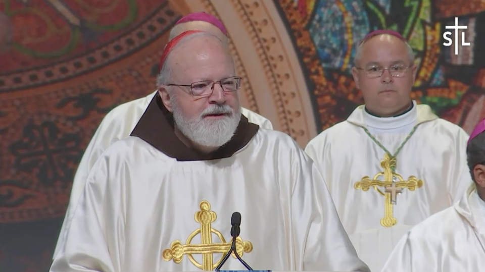 Cardinal Sean O'Malley Homily Knights of Columbus – Mass for Persecuted Christians