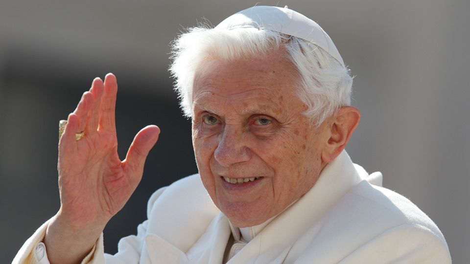 Pope Benedict Offers us Another Great Teaching: Humility