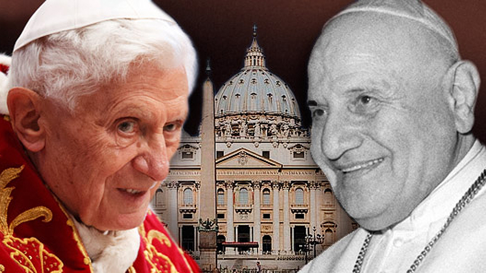 The Final Lessons of John XXIII and Benedict XVI