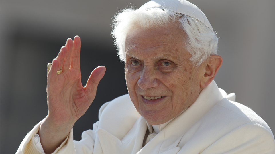 Pope Benedict's Final Homily