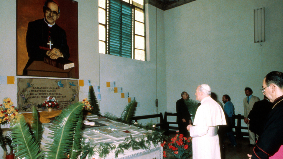 Remembering The Jesuit Martyrs of El Salvador