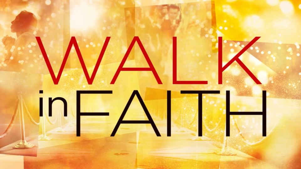 "Hear From Christian Celebrities on the New Show: <br> ""Walk in Faith"""