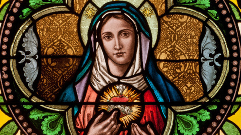 Mary was no stranger to the real world of suffering