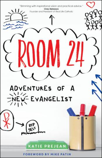 Room 24 book cover