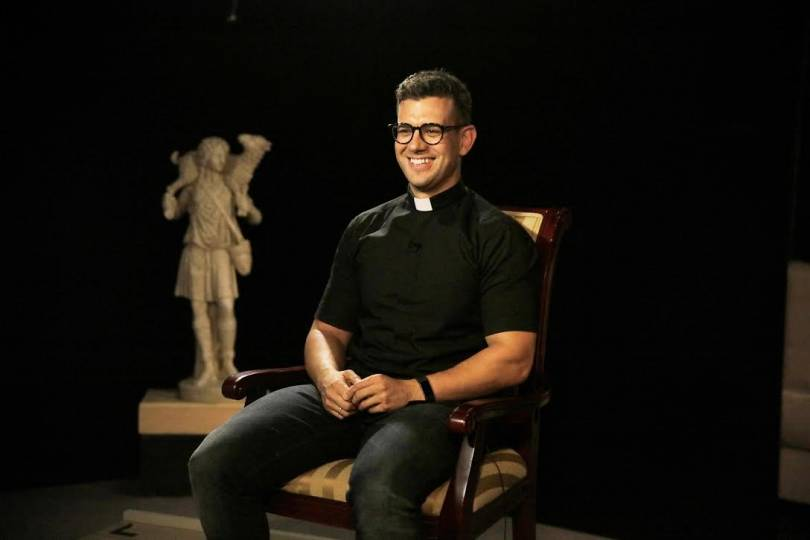 Fr. Rob Galea on WITNESS