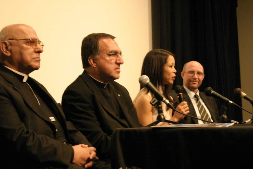 Q&A at the premiere of Journey of Light